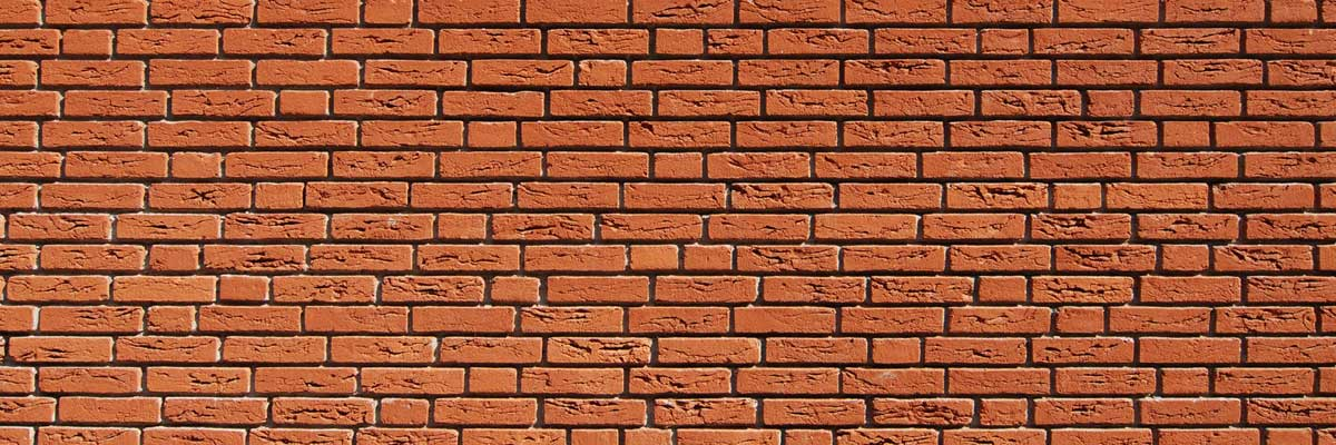 patch up brick wall