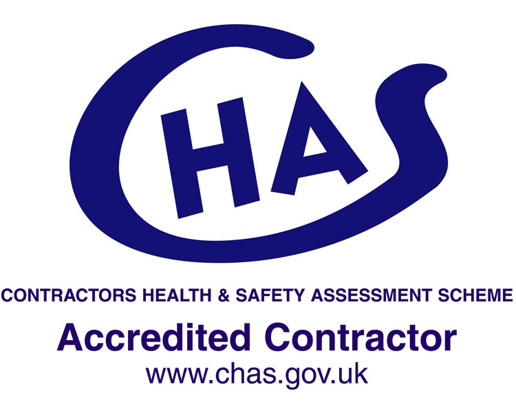 Chas Competent Roofer Constructionline Gas Safe Iso 9001 14001