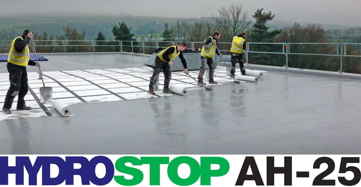 Hydrostop Flat Roofing