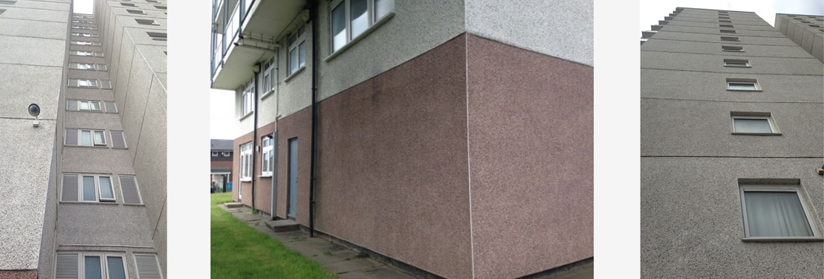 WRPS External Wall Treatments
